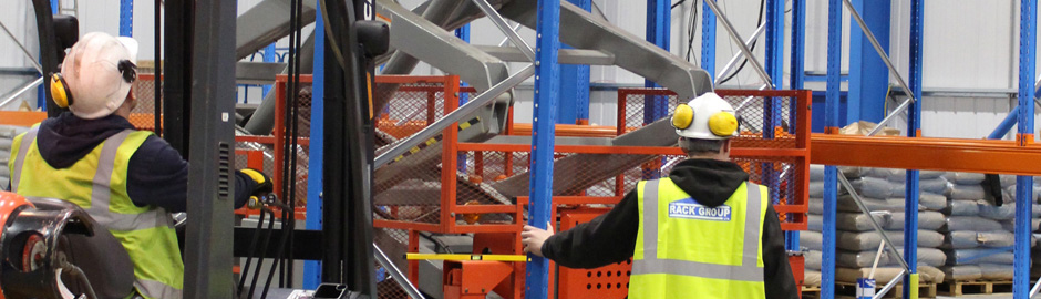 pallet racking maintenance